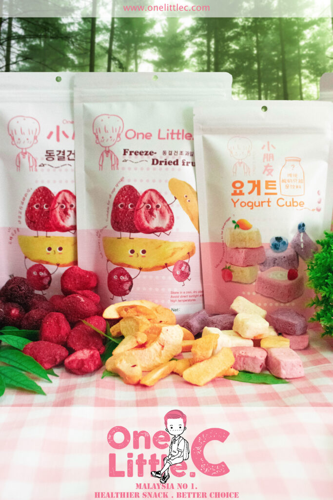 One Little C Freeze Dried Fruits